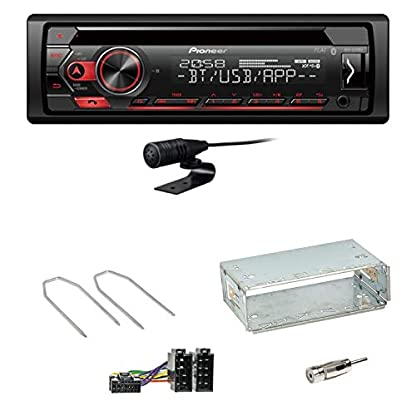 Pioneer-DEH-S320BT-Autoradio-WAV-WMA-FLAC-USB-CD-MP3-Bluetooth-Einbauset-kompatibel-mit-Dacia-Logan-Sandero-bis-2011