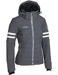 Phenix Powder Snow Jacket–Chaqueta de esquí para mujer, invierno, mujer, color añil, tamaño XXL