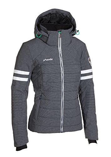 Phenix Damen Powder Snow Jacket Skijacke, Indigo, 38