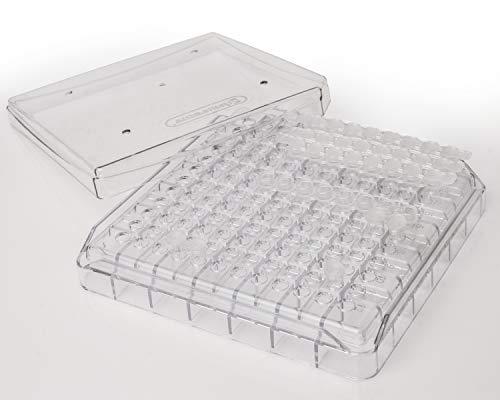 Boîte de congélation für Gefrierbehälter für PCR-Röhrchen 0.2 ml PCR 0.2 ml