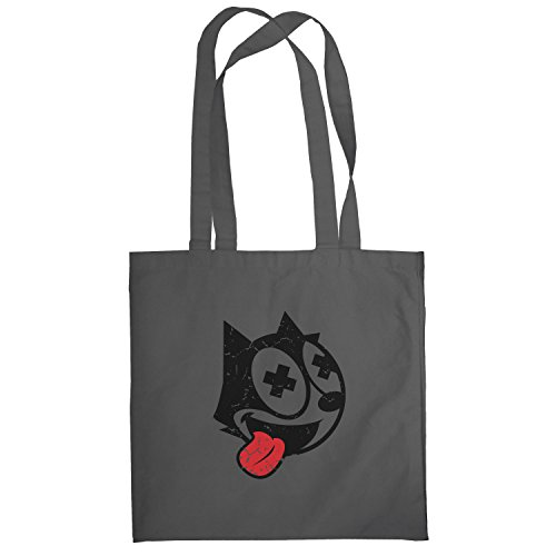 Texlab–Felix–sacchetto di stoffa Grau