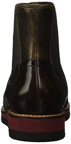 Tamaris 25418, Bottes Classiques Femme Marron (Cigar Comb 391)