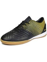 Willsky Botas de fútbol para Hombre, Zapatos de Entrenamiento de fútbol de Baja Ayuda Antideslizantes