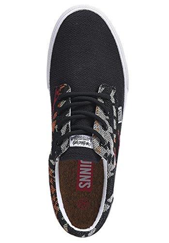 Djinnsnice Cp Nous Aimons Ugly Herren Sneaker - Pantofole Uomo Noir