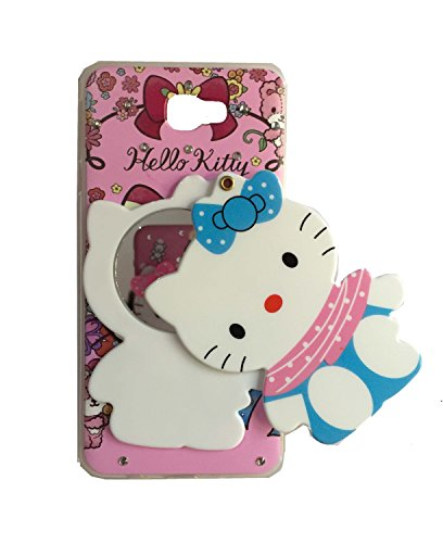 low priced 06e45 d707f Dream2Cool Mirror Hello Kitty Special Girl's Designer Back Case Cover for  Samsung Galaxy J7 Prime (Colours May Vary)