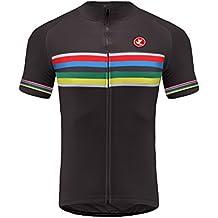 Uglyfrog Maglia Ciclismo Primavera/Estate Uomo Modo Di Sport Esterni Di Panno Morbido Ciclismo Magliette Triathlon Abbigliamento DXMZ01