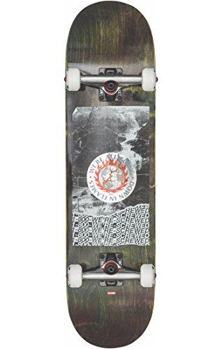 Globe Herren G2 In Flames Skateboard, Holo/Flood, 8.375 - 8.375