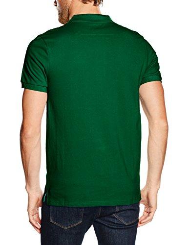 Mick Morrison Herren Poloshirt, kurzarm Grün (grün 016)