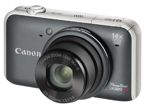 CANON – PowerShot SX220 HS Digitalkamera_2