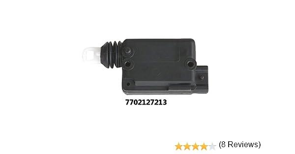 Ahomi 2/pin chiusura centralizzata motore attuatore per Renault Clio Scenic 7702127213
