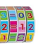 Zerama Los niños Rompecabezas temprana Matemáticas de la educación del Juguete Digital Cubo de Rubik Matemáticas Puntales de Aprendizaje