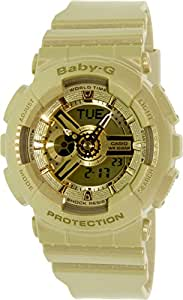 Casio Damen-Armbanduhr XL Baby-G Analog - Digital Quarz Resin BA-111-9AER