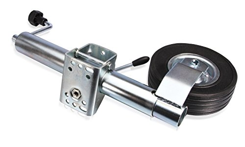 Roue-jockey-diamtre-60-mm-pour-remorque-Fixation-de-roue-jockey--60mm