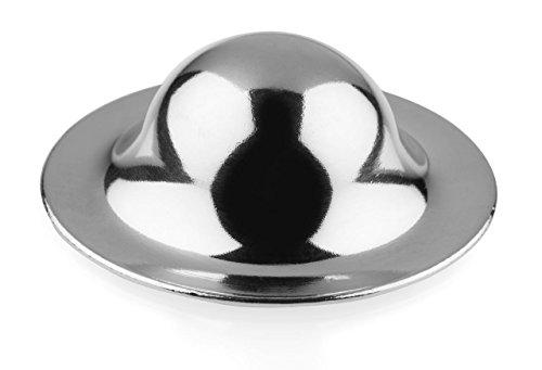 Zinnhütchen Stillhütchen bei wunden Brustwarzen 1 Stück