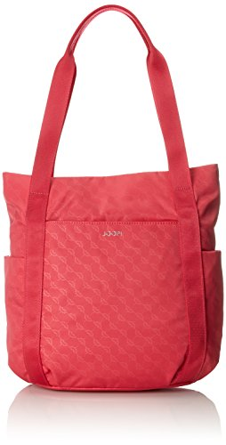 Joop! Damen Nylon Cornflower S Fena Shopper Mvz Henkeltasche, Pink (Coral), 14x31x26 cm