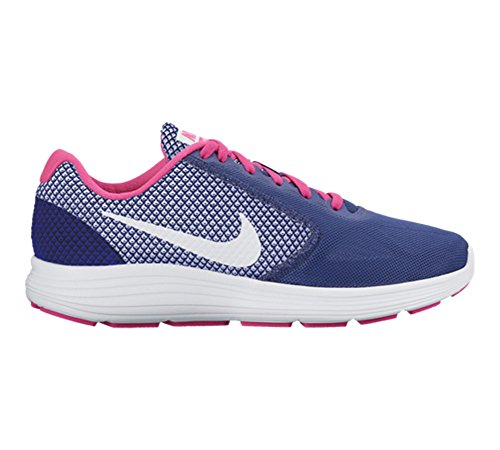 Nike 819303-502, Sneakers trail-running femme Violet