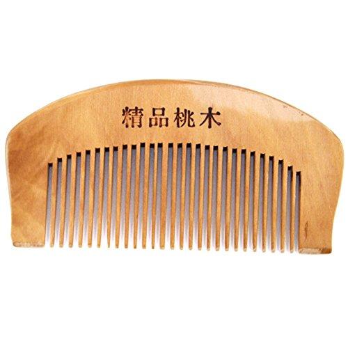 Etosell 1 Pcs Naturel Large Dent Le Bois Peigne Pour Des Cheveux