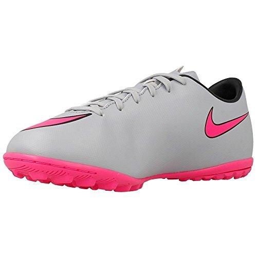 Chuteiras V Nike Mercurial Cinza Rosa Unissex Vitória Crianças vR4qxwSt4