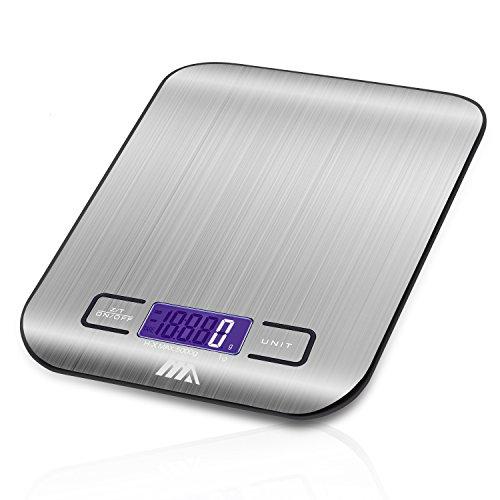 SENDIS Báscula digital Cocina, Smart Weigh, Mini...