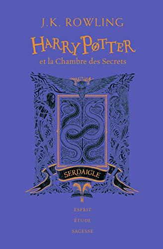 Harry Potter et la chambre des secrets - Édition Serdaigle