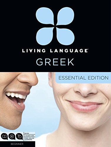 Living Language Greek [With 3 CDs] (Essential) por Living Language