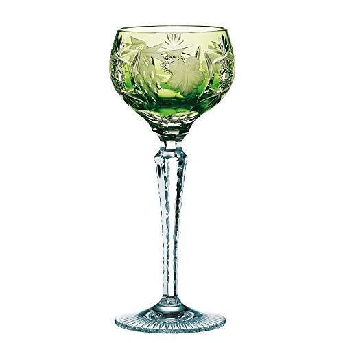 Spiegelau & Nachtmann, Weinglas mit Schliffdekoration, Kristallglas, 230 ml, Traube, 0035953-0,...