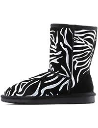 Botas 38 Amazon Para Mujer Zebra Zapatos Y es fqgSpw