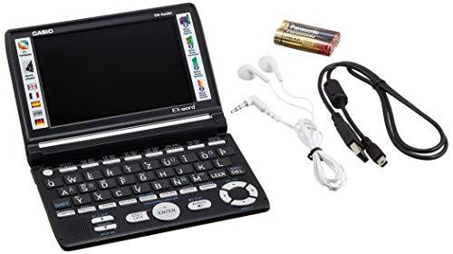 Casio EW-G6600C: Lehrer und Übersetzer - für Englisch, Französisch, Latein, Spanisch und Deutsch/elektronische Wörterbücher/mit USB-Kabel
