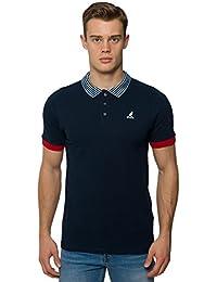 Amazon.fr   Kangol - T-shirts, polos et chemises   Homme   Vêtements 69870b67a624