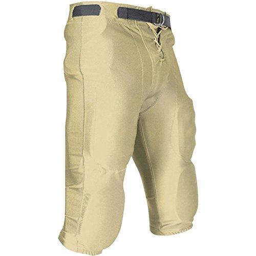 Champro Erwachsene Stretch Dazzle Football Pants, Herren, Veg, Small (Yoga-american Apparel)