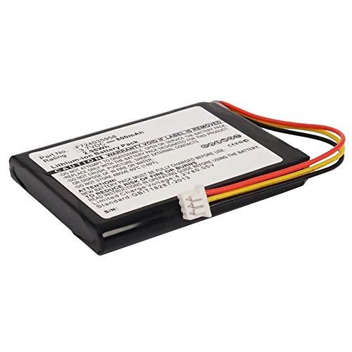 subtel® Batterie Premium Compatible avec Tomtom One XL, One XL Europe, One XL Regional, XL 325, F724035958 Edinburgh 800mAh Accu Rechange Remplacement
