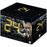 24 - Season 1-8 and Redemption [DVD]