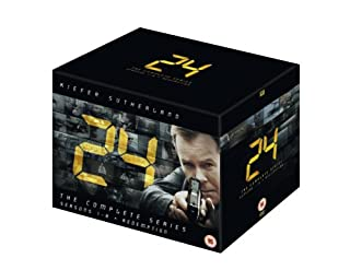 24 - Season 1-8 and Redemption [DVD] (B0035WT9O8) | Amazon price tracker / tracking, Amazon price history charts, Amazon price watches, Amazon price drop alerts