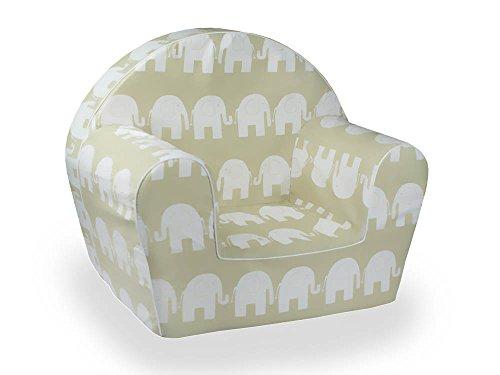 MuseHouse Sedia per bambini Poltrona posto a sedere Sgabello per bambini piccoli Divano per bambini di alta qualit/à