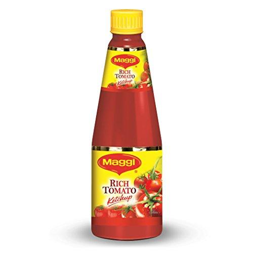 Nestle Maggi Tomato Ketchup Bottle, 1kg