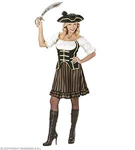 WIDMANN wdm06880?Disfraz Capitán pirata, multicolor, large