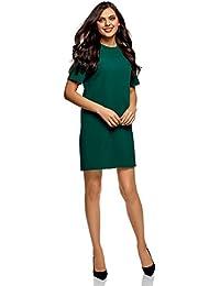 841e747df5a56 Amazon.fr   droite - Robes   Femme   Vêtements