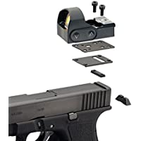 Kit de montaje para Minidot HD24 / HD26 en Beretta 92 - DELTA OPTICAL