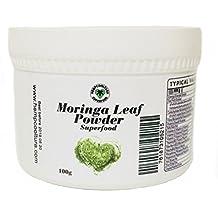 Moringa Del Foglio Polvere Proteine 100g