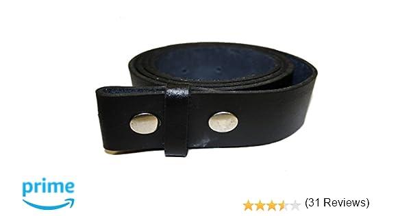 Ceinture Cuir Noir pour Boucles universelles  Amazon.fr  Vêtements et  accessoires 98b141aaa9e