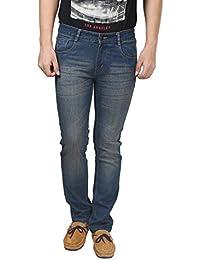 Trendy Trotters Men's Regular Blue Slim Fit Jeans For Men's And Boys