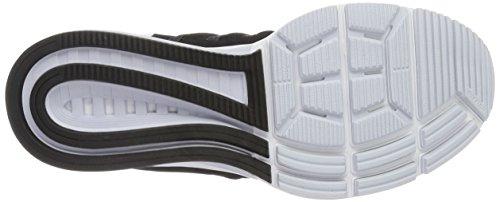 Nike Wmns Air Zoom Vomero 11, Chaussures de Running Femme Noir (Schwarz/Anthrazit/Dunkelgrau/Weiß)
