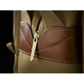 Billingham 335 Camera Bag (Khaki Canvas / Tan Leather)