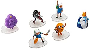 Adventure Time Deluxe Mini Figures (Pack of 6): Amazon.co ...
