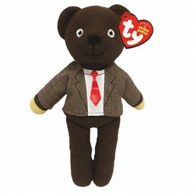 Official Mr Bean's Teddy With Jacket (25cm)