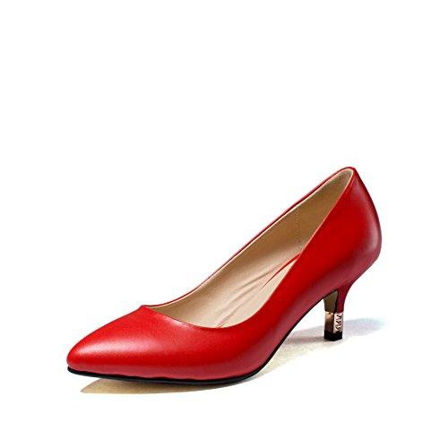 Escarpins Adee femme red pour Escarpins femme Adee Adee Escarpins red pour femme red pour wwUYq0v