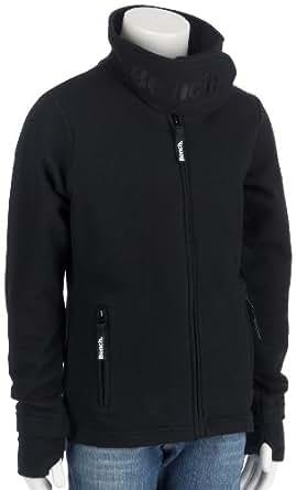 Bench Mädchen Sweatshirt schwarz (black) 140