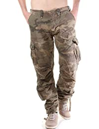 Japan Rags - Jeans Mirador Camouflage