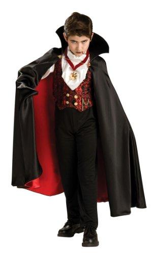 Rubie's costume carnevale/halloween vampiro della transilvania - bambino