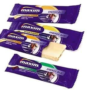 Maxim Energy Bar Pack - Apple/Cinnamon [Misc.]